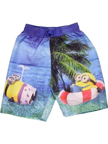 Swimsuit boy DESPICABLE ME blue 8 years summer #27568_1