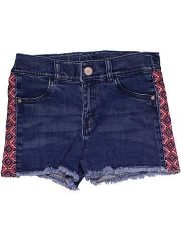 Short pants girl F&F blue 10 years summer #27648_1
