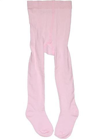Leggings girl GEORGE pink 18 months winter #27731_1