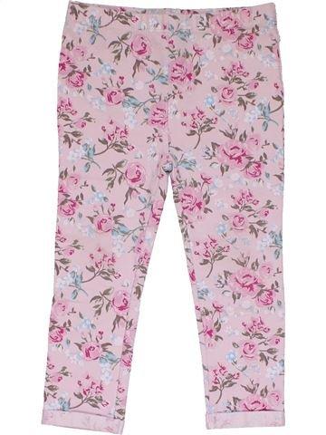 Leggings girl MATALAN pink 3 years winter #27742_1