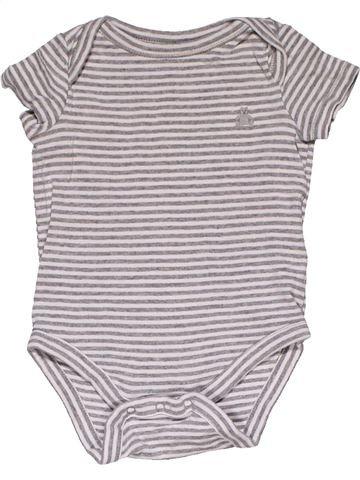 Short jumpsuit boy BABY GAP gray 6 months summer #27772_1