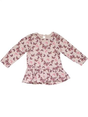 Long sleeve blouse girl PRIMARK purple 12 months winter #27851_1