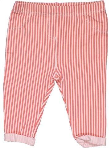 Trouser girl MATALAN pink 6 months winter #27936_1