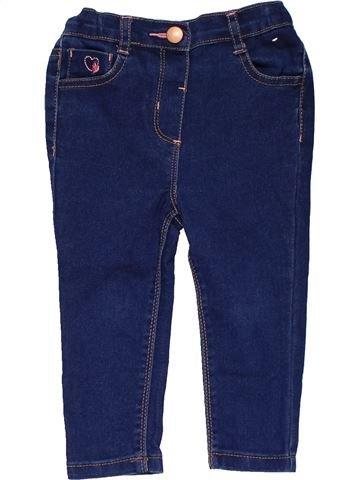 Jeans girl BABY GIRL blue 2 years summer #28029_1