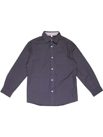 Long sleeve shirt boy C&A blue 10 years summer #28034_1