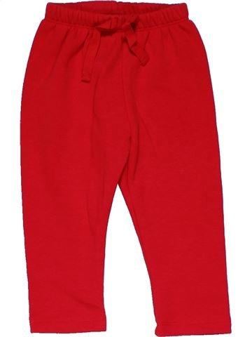 Leggings girl BABY GAP red 6 months winter #28036_1