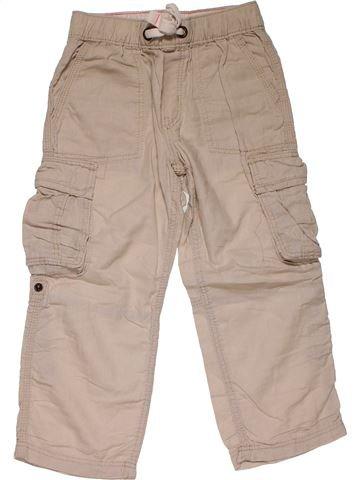 Trouser boy H&M beige 4 years summer #28058_1
