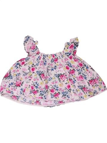 Dress girl YOUNG DIMENSION white 2 years summer #28154_1