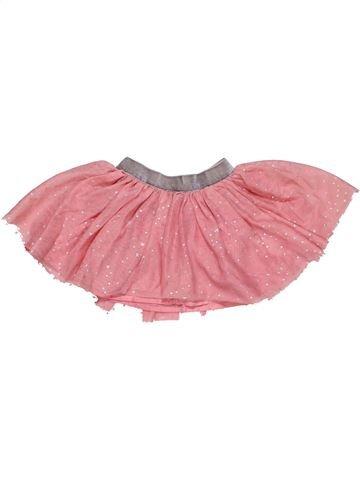 Skirt girl MATALAN pink 9 months summer #28257_1