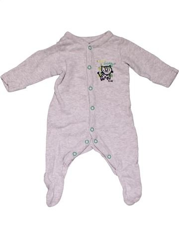 Long jumpsuit boy MOTHERCARE white new born winter #28404_1