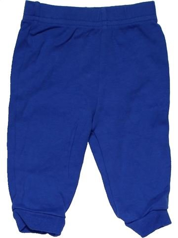 Leggings boy NUTMEG blue 6 months summer #28467_1