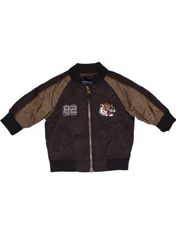 Jacket boy NEXT brown 6 months winter #28521_1
