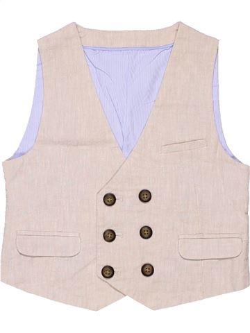 Vest boy MARKS & SPENCER purple 3 years summer #2859_1