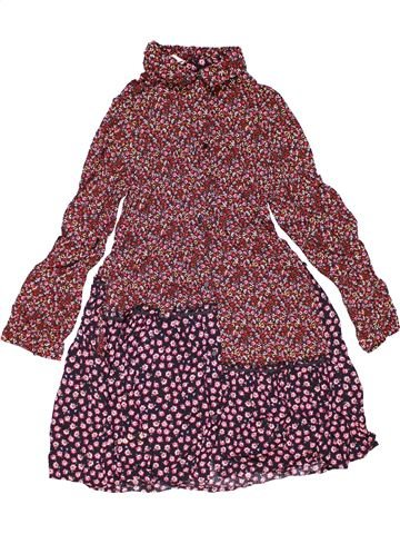 Long sleeve blouse girl ZARA purple 8 years winter #28605_1