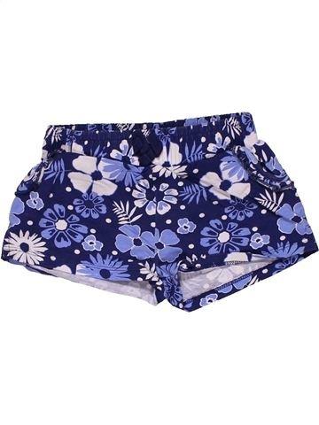 Short pants girl I LOVE GIRLSWEAR blue 5 years summer #28608_1