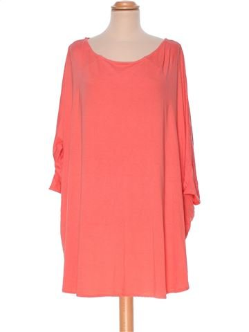 Short Sleeve Top woman APRICOT L summer #28673_1