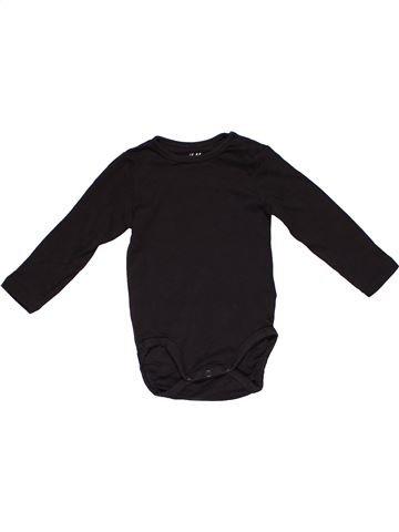 Long jumpsuit unisex H&M black 12 months summer #28730_1