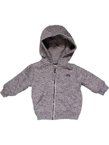 Sweatshirt boy EARLY DAYS gray 3 months winter #28853_1