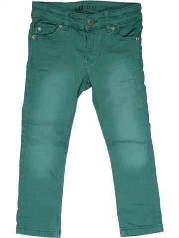 Trouser boy H&M green 3 years winter #28902_1