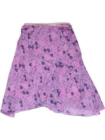 Skirt girl NEXT purple 4 years summer #29018_1