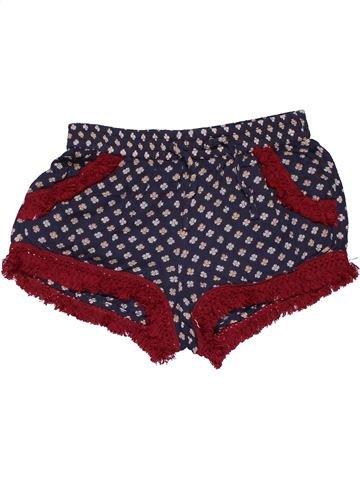 Short pants girl MANGO brown 10 years summer #29065_1