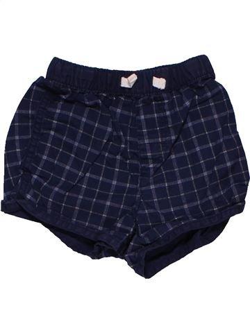 Short pants boy H&M black 18 months summer #29224_1