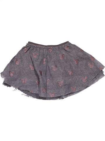 Skirt girl ZARA purple 3 years summer #29234_1