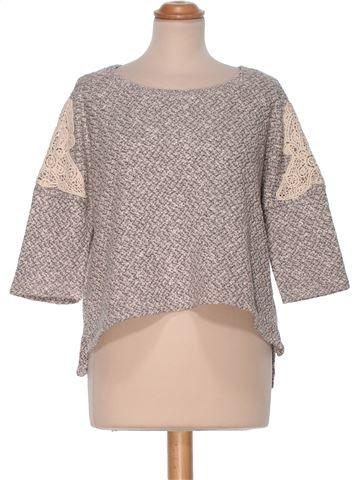 Long Sleeve Top woman CLOCKHOUSE M winter #29501_1