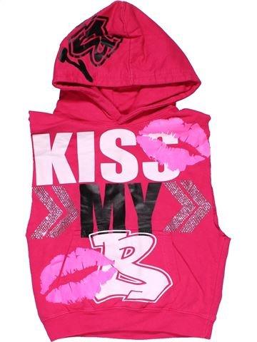 Vest girl AWDIS pink 6 years summer #29764_1