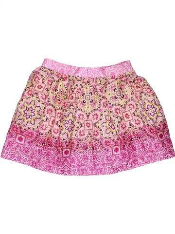 Skirt girl GEORGE pink 5 years summer #29793_1