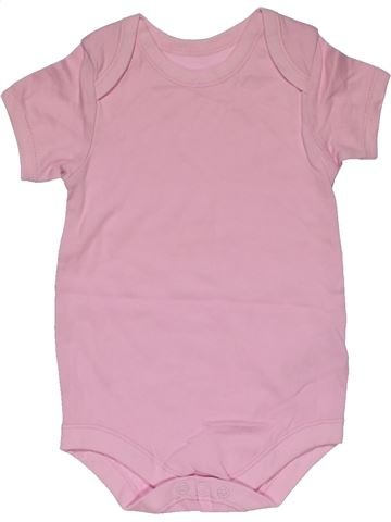 Short jumpsuit girl EARLY DAYS pink 18 months summer #29796_1