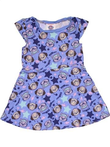 Dress girl TU blue 3 years summer #29859_1