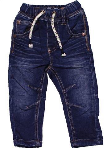 Jeans boy NEXT blue 9 months winter #29948_1