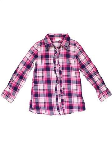 Long sleeve shirt girl ALIVE purple 6 years winter #30015_1