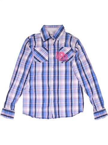 Long sleeve shirt boy WE purple 14 years winter #30050_1