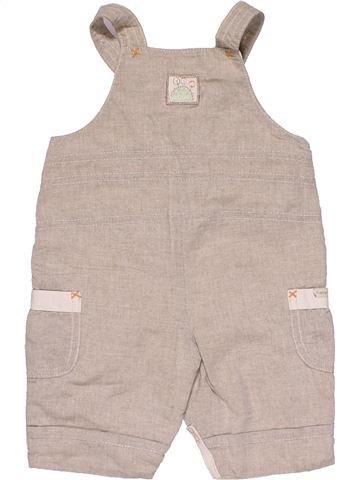 Dungaree boy MAMAS & PAPAS gray 3 months summer #30067_1