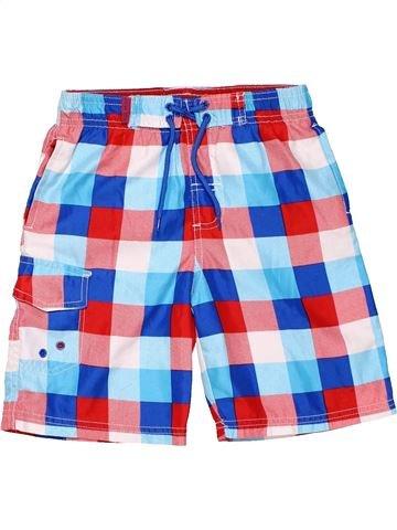Capri pants boy REBEL white 6 years summer #3039_1