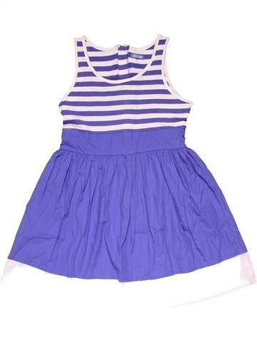 Dress girl CHEROKEE purple 9 years summer #30404_1