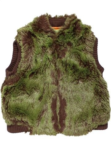 Jacket girl OILLY green 8 years winter #3049_1