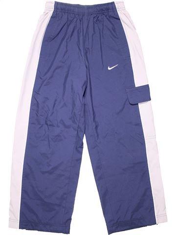 Track pant boy NIKE blue 8 years winter #3107_1