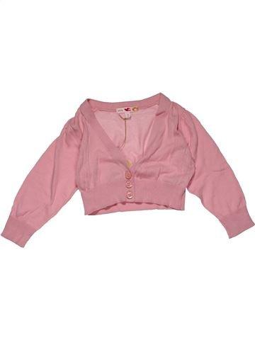 Bolero girl MARKS & SPENCER pink 8 years summer #31105_1