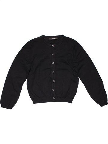 Sweatshirt girl GEORGE black 9 years winter #31119_1