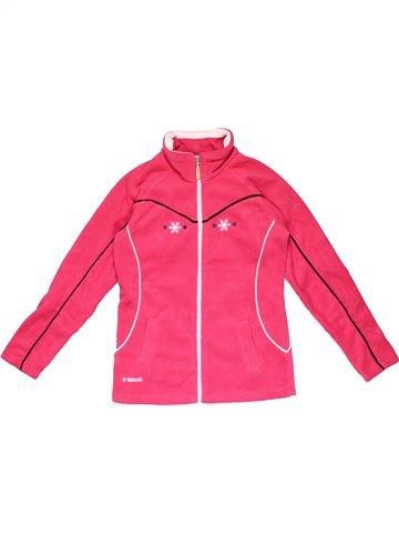 Sweatshirt girl BRUGI pink 9 years winter #31139_1