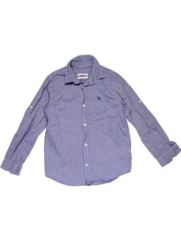 Long sleeve shirt boy LC WAIKIKI gray 8 years winter #31155_1