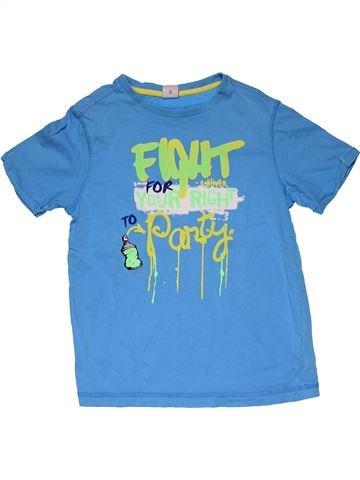 Short sleeve T-shirt boy S.OLIVER blue 9 years summer #31180_1