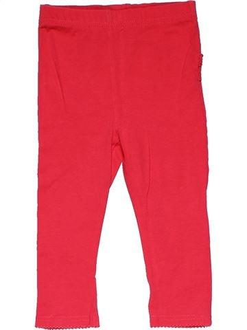 Trouser girl GEORGE red 2 years summer #31348_1