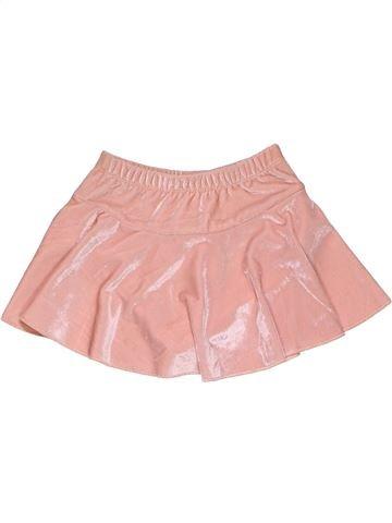 Skirt girl NO BRAND pink 8 years winter #31416_1