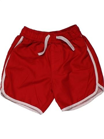 Short pants boy URBAN RASCALS red 2 years summer #31474_1