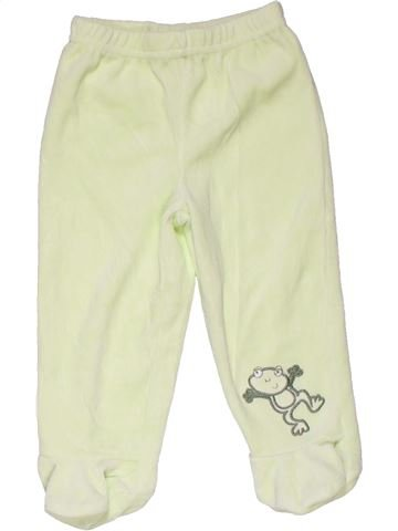 Trouser unisex LITTLE BUNDLE beige 9 months winter #31506_1