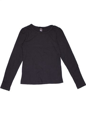 Long sleeve T-shirt girl H&M black 14 years summer #31536_1